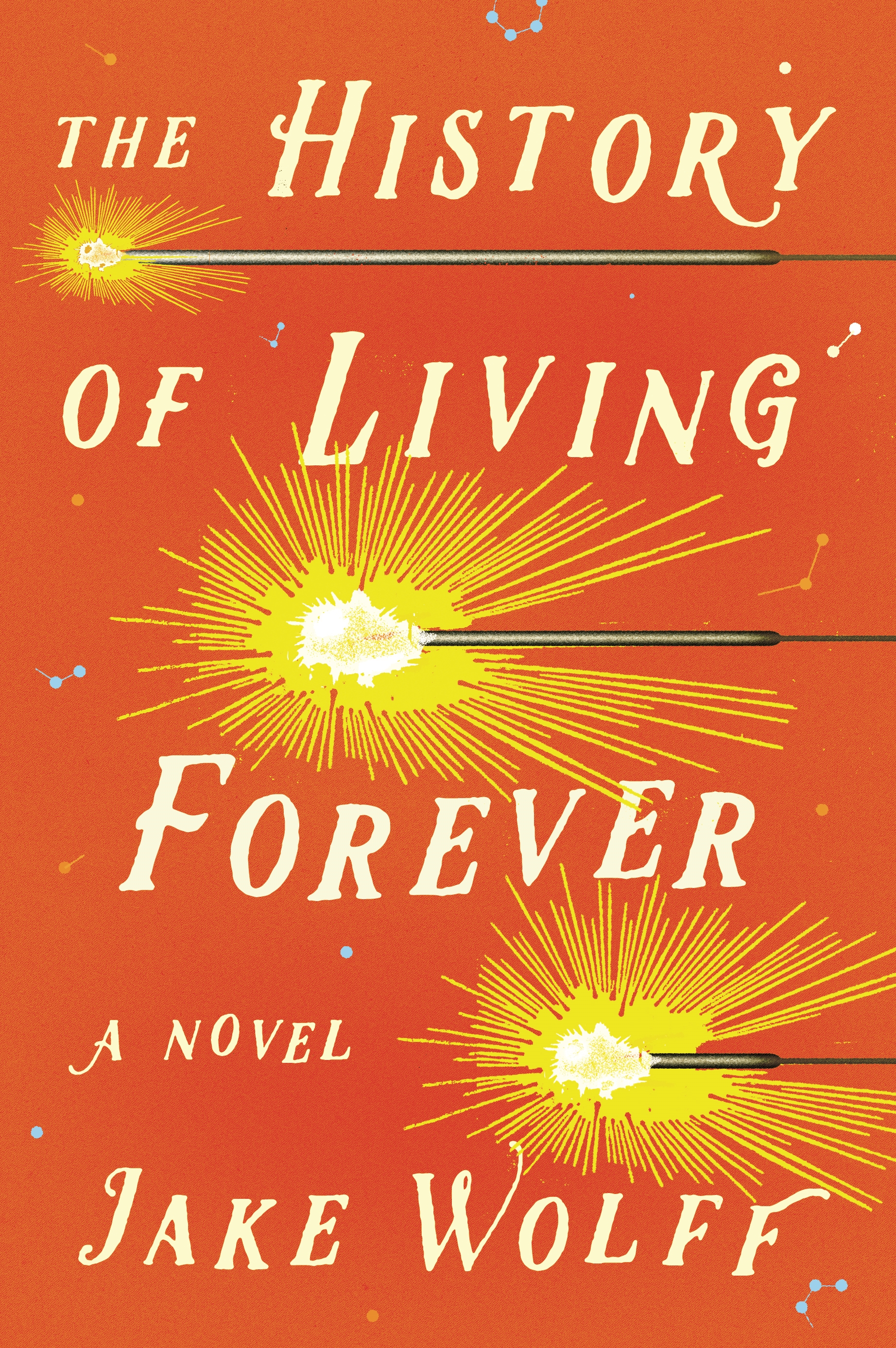 "The History of Living Forever - Jake Wolff - <span class=""date-display-single"">10/17/2019 - 5:30pm</span>"
