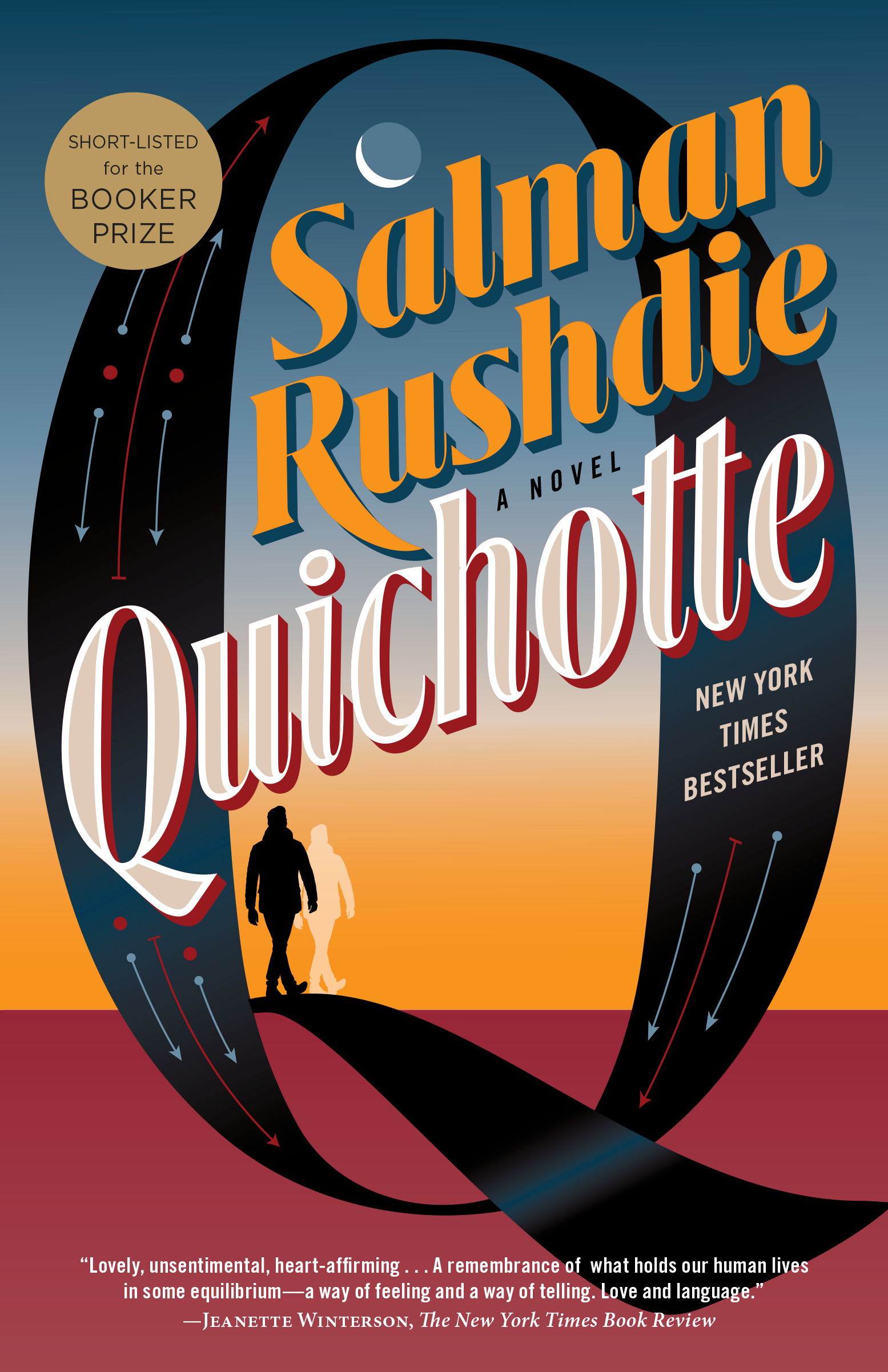 "Quichotte - Salman Rushdie - <span class=""date-display-single"">06/17/2020 - 7:00pm</span>"