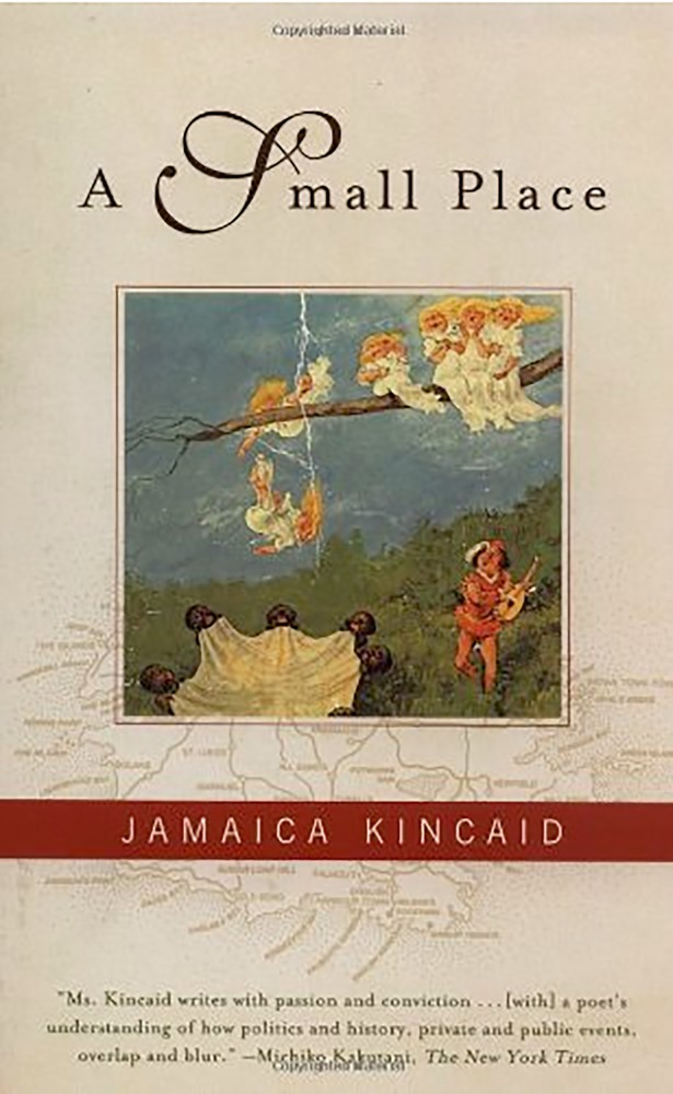 "A Small Place - Jamaica Kincaid - <span class=""date-display-single"">04/08/2019 - 7:30pm</span>"