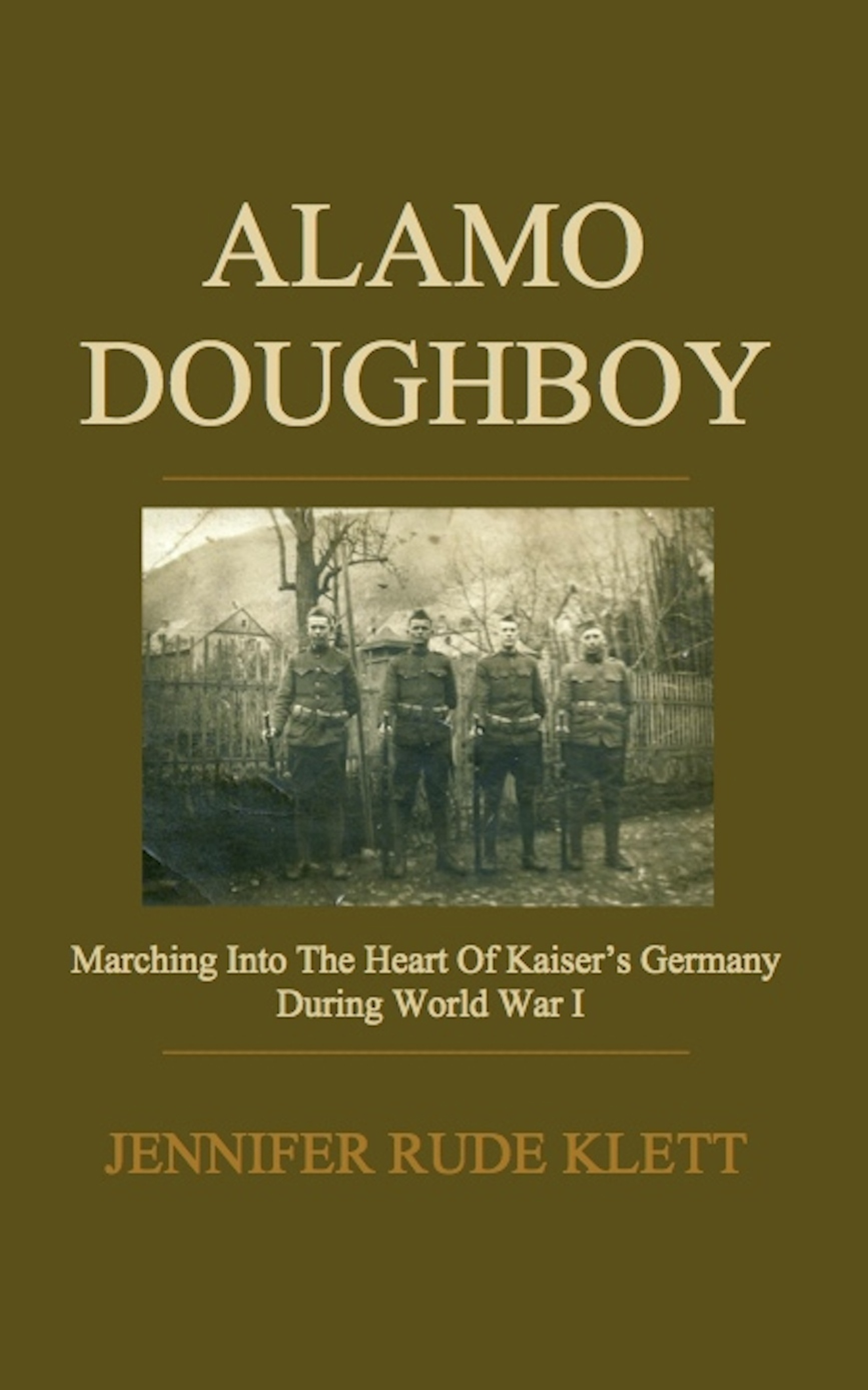 "Alamo Doughboy - Jennifer Rude Klett - <span class=""date-display-single"">10/18/2014 - 11:00am</span>"