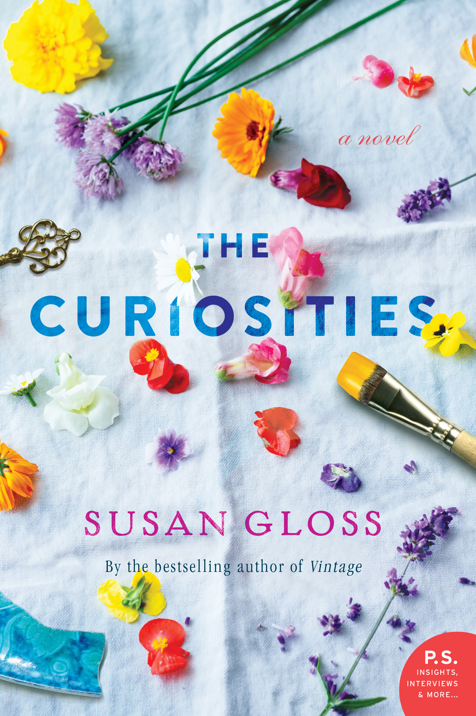 "The Curiosities - Susan Gloss - <span class=""date-display-single"">02/12/2019 - 7:00pm</span>"