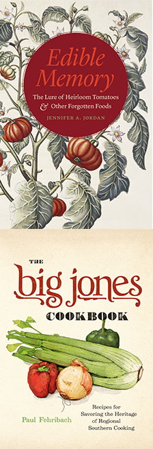 "Edible Memory &amp; The Big Jones Cookbook - Jennifer Jordan, Paul Fehribach - <span class=""date-display-single"">07/21/2015 - 7:00pm</span>"