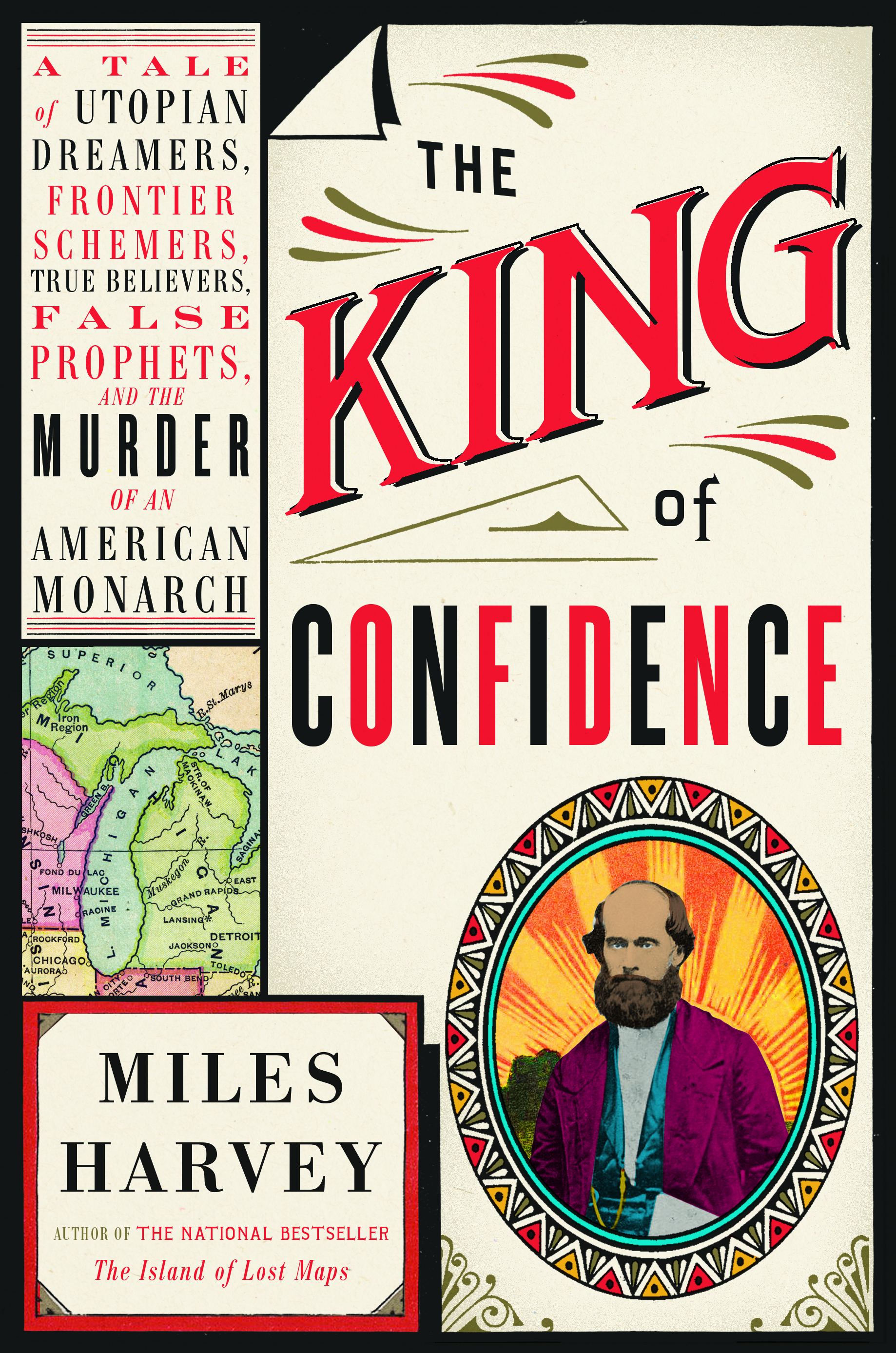"The King of Confidence - Miles Harvey - <span class=""date-display-single"">10/15/2020 - 5:30pm</span>"