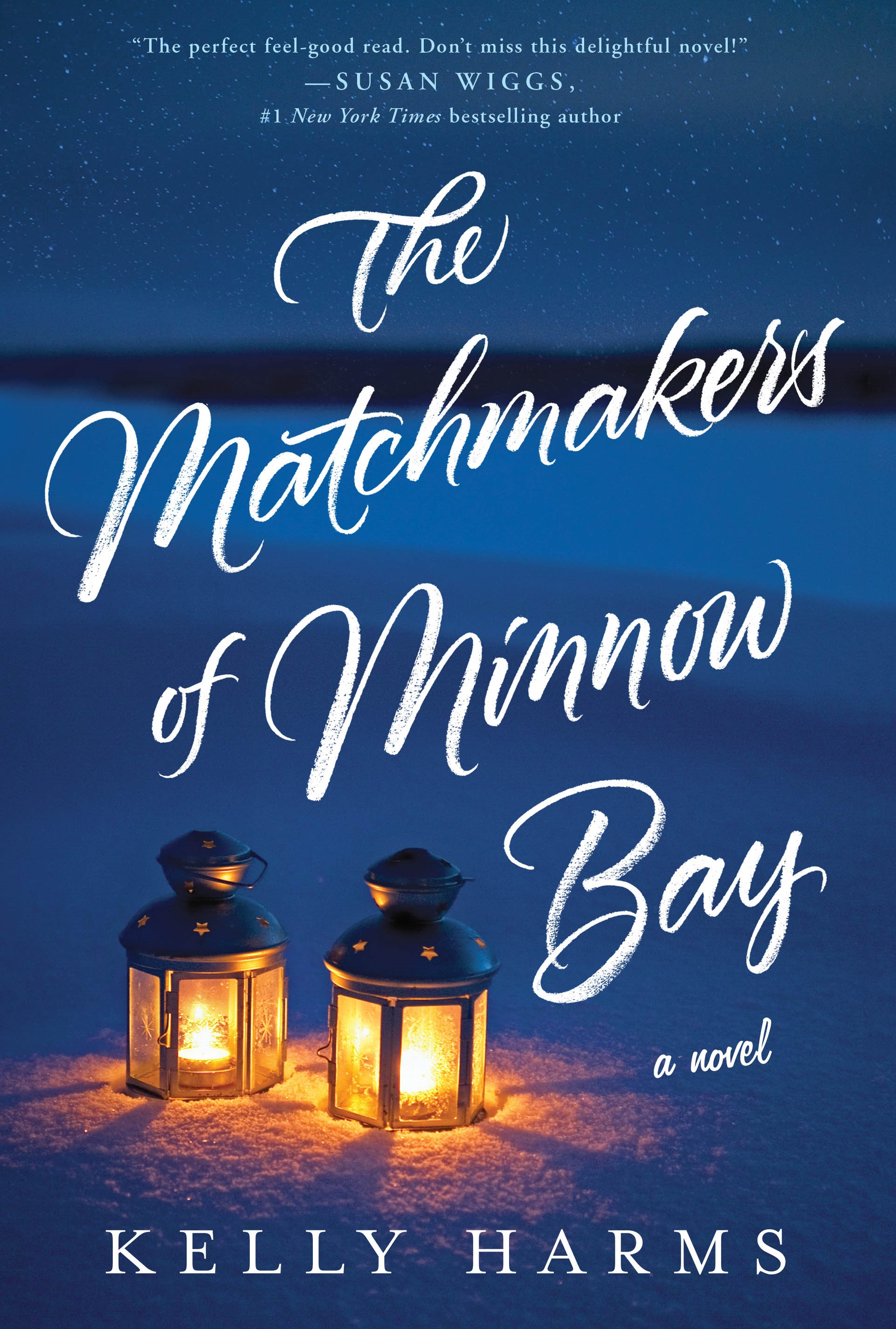 """The Matchmakers of Minnow Bay - Kelly Harms - <span class=""""date-display-single"""">10/22/2016 - 12:00pm</span>"""