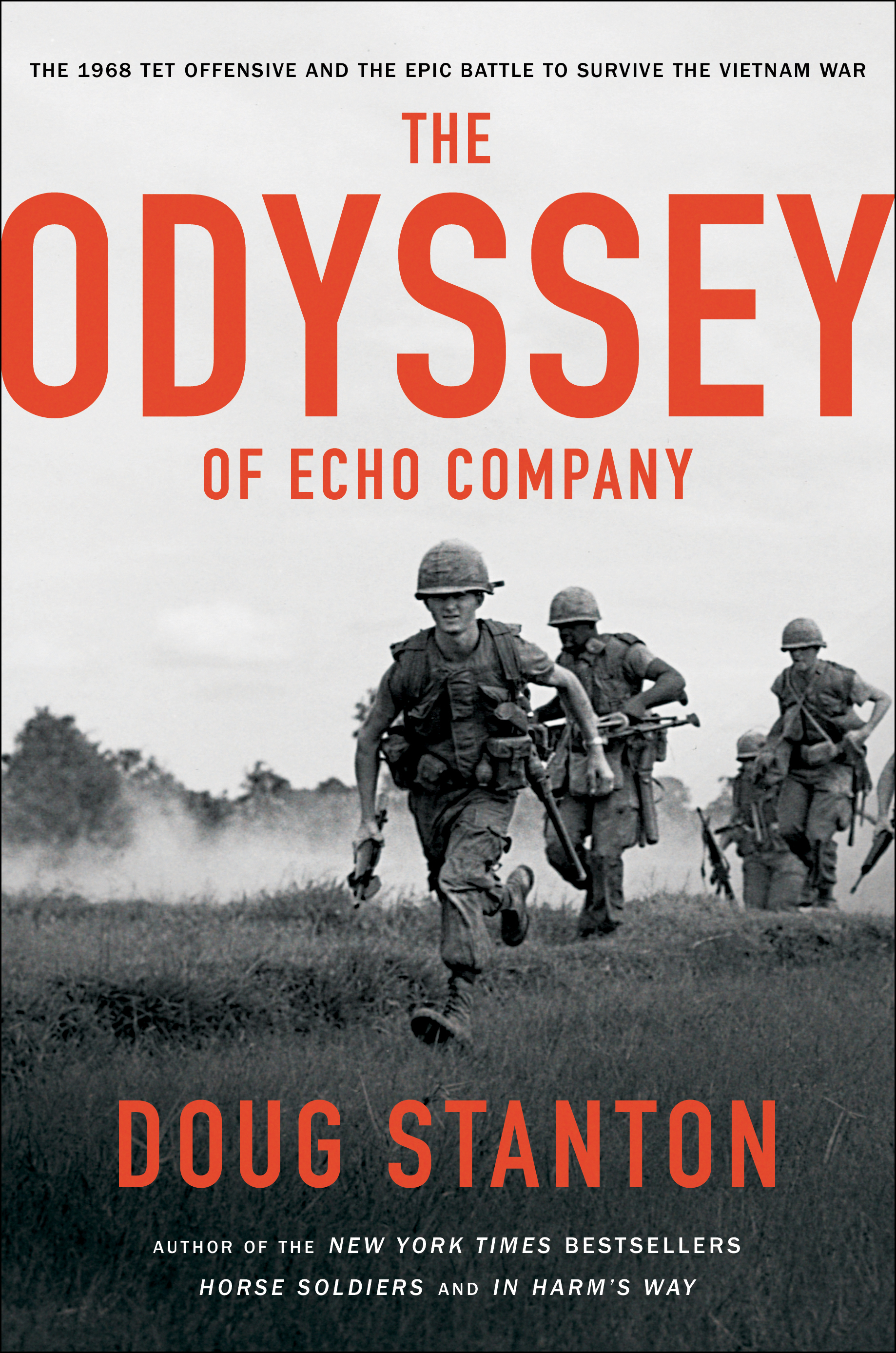 "The Odyssey of Echo Company - Doug Stanton - <span class=""date-display-single"">11/04/2017 - 7:30pm</span>"