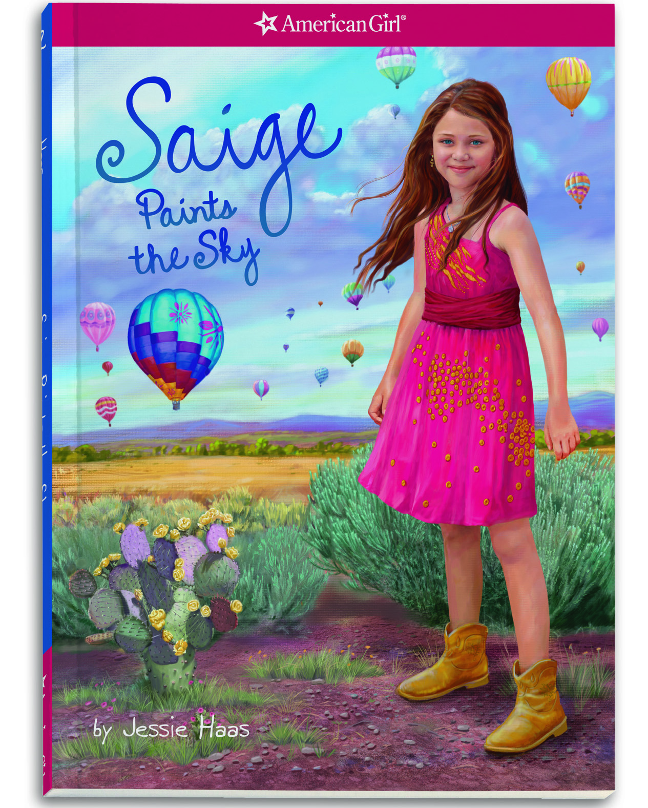 "Saige Paints the Sky Movie - Jessie Haas - <span class=""date-display-single"">10/20/2013 - 11:30am</span>"