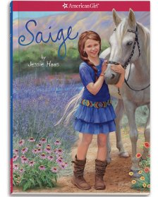 "Saige: Girl of the Year - Jessie Haas - <span class=""date-display-single"">10/20/2013 - 1:00pm</span>"