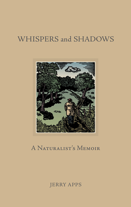 "Whispers &amp; Shadows - Jerry Apps - <span class=""date-display-single"">10/23/2015 - 11:00am</span>"