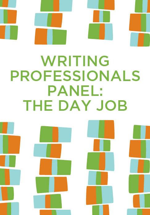 """Writing Professionals Panel - Amy Hassinger, Michelle Wildgen, Susan Gloss - <span class=""""date-display-single"""">10/20/2016 - 5:30pm</span>"""