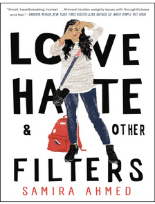 "Love, Hate and Other Filters - Samira Ahmed - <span class=""date-display-single"">10/12/2018 - 4:30pm</span>"