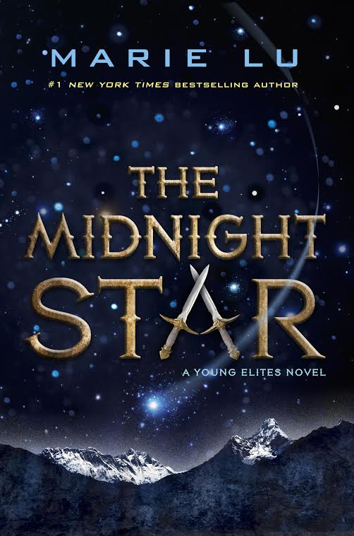 "The Midnight Star - Marie Lu - <span class=""date-display-single"">10/22/2016 - 1:30pm</span>"