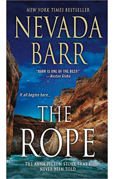 """Biggest Book Club Ever with Nevada Barr - Nevada Barr - <span class=""""date-display-single"""">04/24/2014 - 6:00pm</span>"""