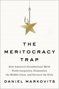 "The Meritocracy Trap  -   - <span class=""date-display-single"">10/18/2019 - 7:30pm</span>"