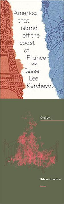 "America That Island off the Coast of France & Strike - Jesse Lee Kercheval, Rebecca Dunham - <span class=""date-display-single"">09/19/2019 - 7:00pm</span>"
