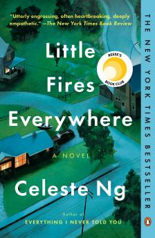 "Little Fires Everywhere - Celeste Ng - <span class=""date-display-single"">05/15/2019 - 12:00pm</span>"