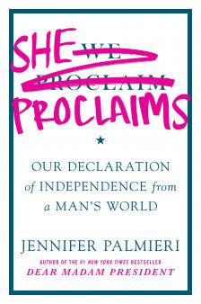 "She Proclaims - Jennifer Palmieri - <span class=""date-display-single"">10/17/2020 - 11:30am</span>"