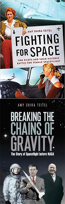 "Fighting for Space & Breaking the Chains of Gravity -   - <span class=""date-display-single"">10/19/2019 - 6:00pm</span>"