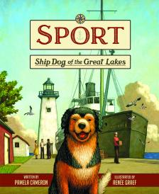"Sport: Ship Dog of the Great Lakes - Renee Graef - <span class=""date-display-single"">05/08/2019 - 10:00am</span>"