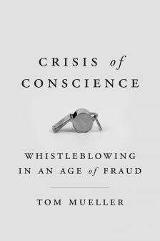 "Crisis of Conscience  - Tom Mueller - <span class=""date-display-single"">10/18/2019 - 7:30pm</span>"