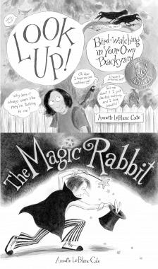 "Look Up! and The Magic Rabbit -   - <span class=""date-display-single"">11/04/2017 - 10:30am</span>"