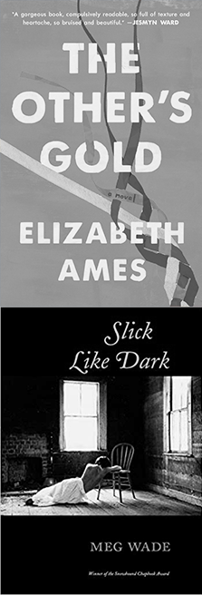 "The Other's Gold & Slick Like Dark - Elizabeth Ames Staudt, Meg Wade - <span class=""date-display-single"">10/21/2020 - 7:00pm</span>"