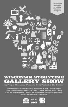 "Wisconsin Storytime -   - <span class=""date-display-single"">09/08/2016 - 6:00pm</span>"