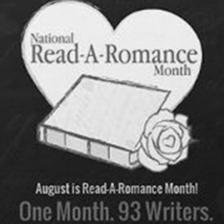 "Read-a-Romance Month Book Discussions -   - <span class=""date-display-single"">08/21/2014 - 7:00pm</span>"