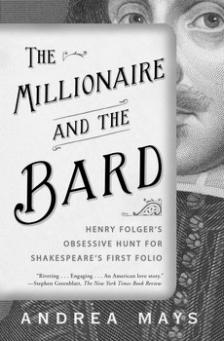 "The Millionaire and The Bard -   - <span class=""date-display-single"">10/22/2016 - 4:30pm</span>"